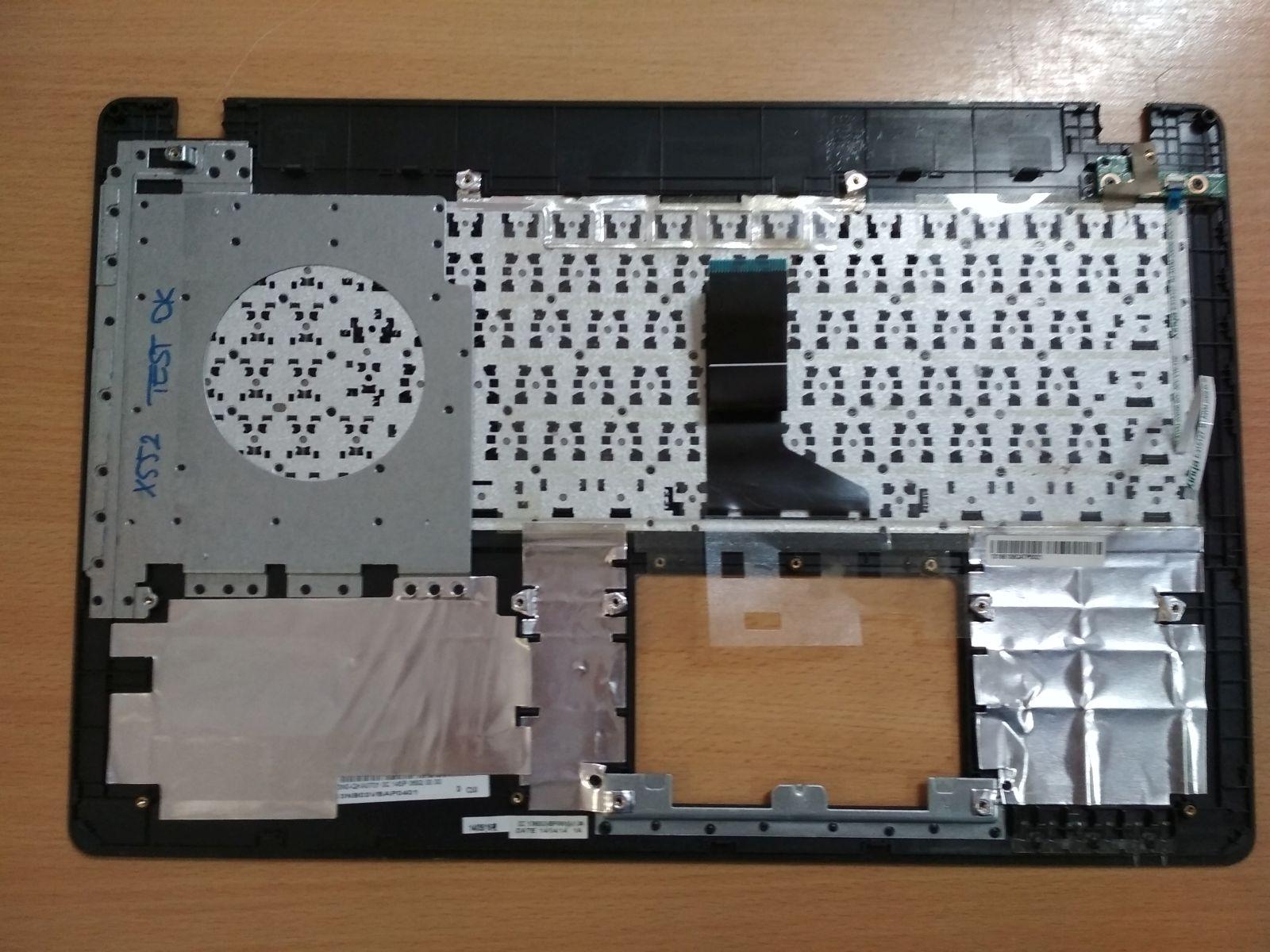 Asus X550EA X550L X550VX R510VX P550JX sorozathoz magyar billentyűzet 13NB03VBAP0401 használt 1 hó gar!