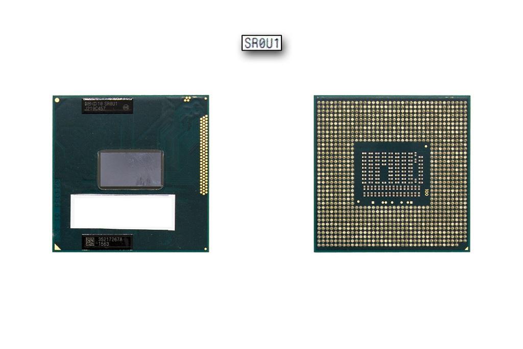 Intel Core i3 2350M 2.3GHz használt laptop processzor SR0DN használt 3 hó gar!