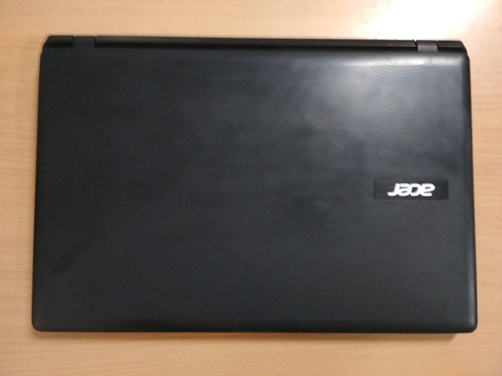 Acer Aspire ES1-520-365Z AMD E1-2500 / 4GB / 500GB HDD használt 3 hó gar!