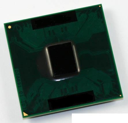 Intel Celeron T3500, SLGJV 2.10GHz laptop processzor használt 3 hó gar!