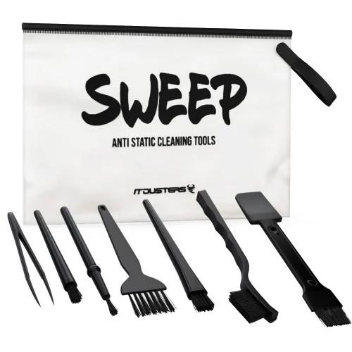 Szerszám IT Dusters Sweep ESD tisztító kefék (Sweep)