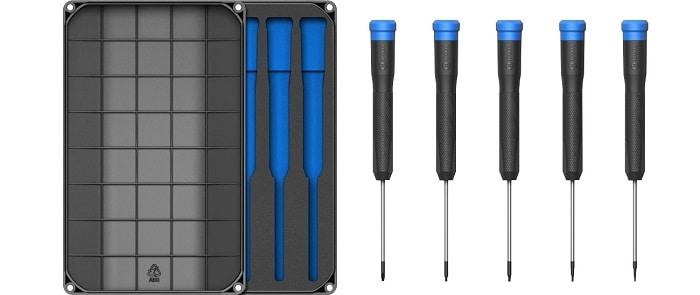 Szerszám iFixit Pro Tech speciális csavarhúzó szett 5db-os (EU145397)