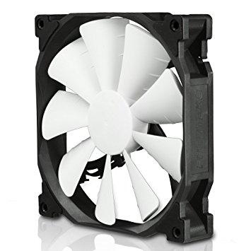 Ventilátor PHANTEKS PH-F140SP 14cm Fekete/Fehér (PH-F140SP_BK)
