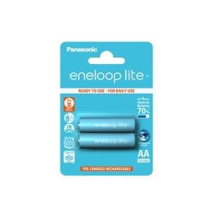 Akkumulátor Panasonic Eneloop Lite 550mAh 2db-os (AAA) (BK4LCCE-2BE)