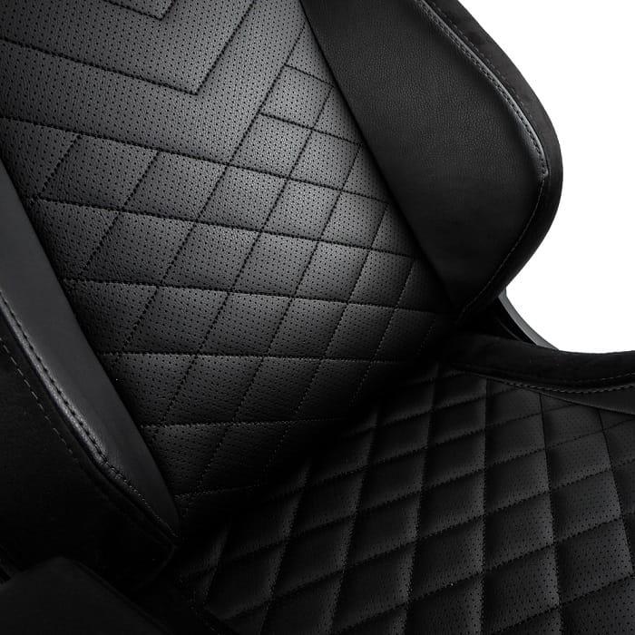 Gamer szék noblechairs EPIC PU Bőr Fekete (NBL-PU-BLA-002)