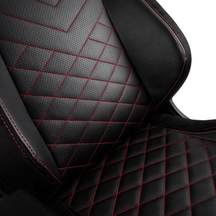 Gamer szék noblechairs EPIC PU Bőr Fekete/Piros (NBL-PU-RED-002)