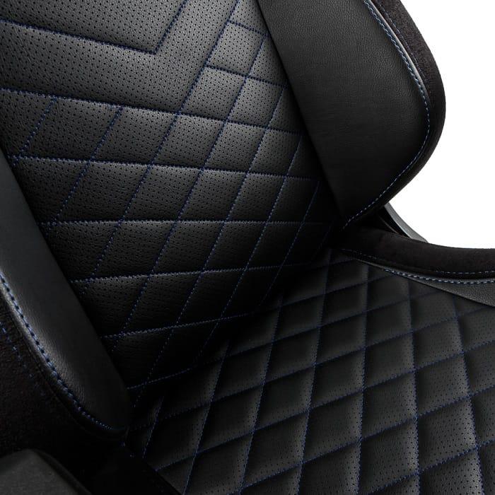 Gamer szék noblechairs EPIC PU Bőr Fekete/Kék (NBL-PU-BLU-002)