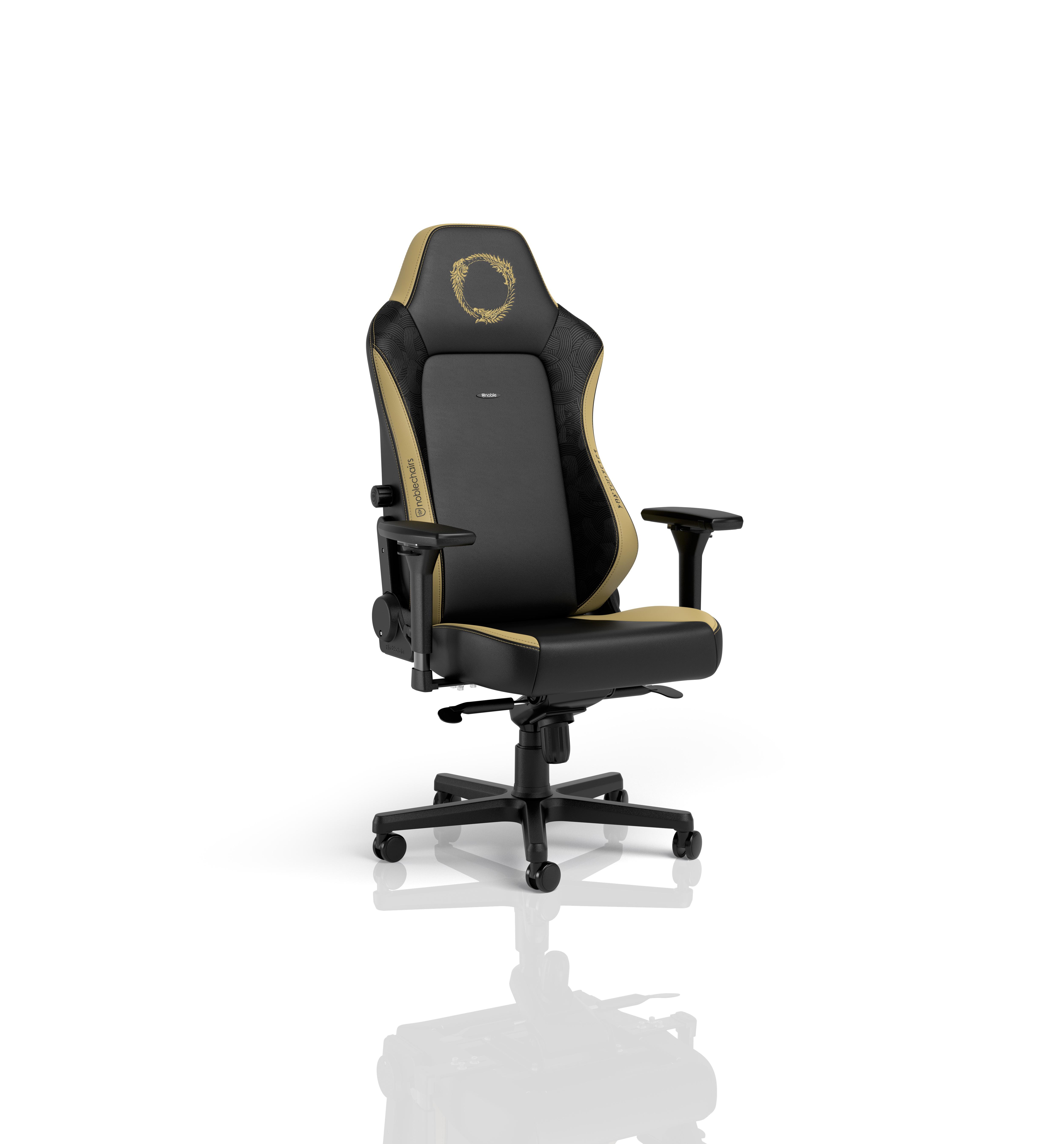 Gamer szék noblechairs HERO The Elder Scrolls Online Special Edition PU Bőr (NBL-HRO-PU-ESO )