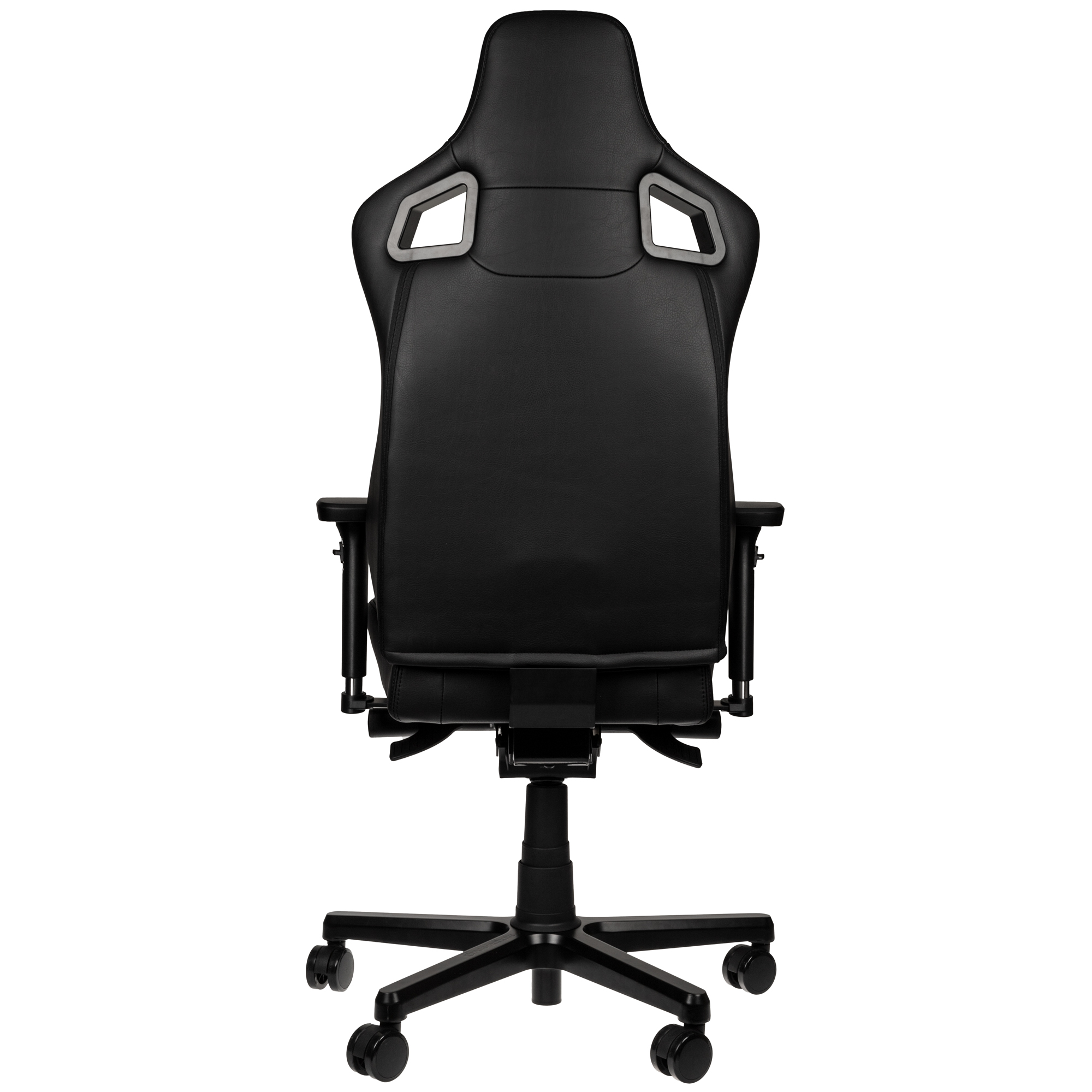 Gamer szék noblechairs EPIC Compact Fekete/Carbon (NBL-ECC-PU-BLA)