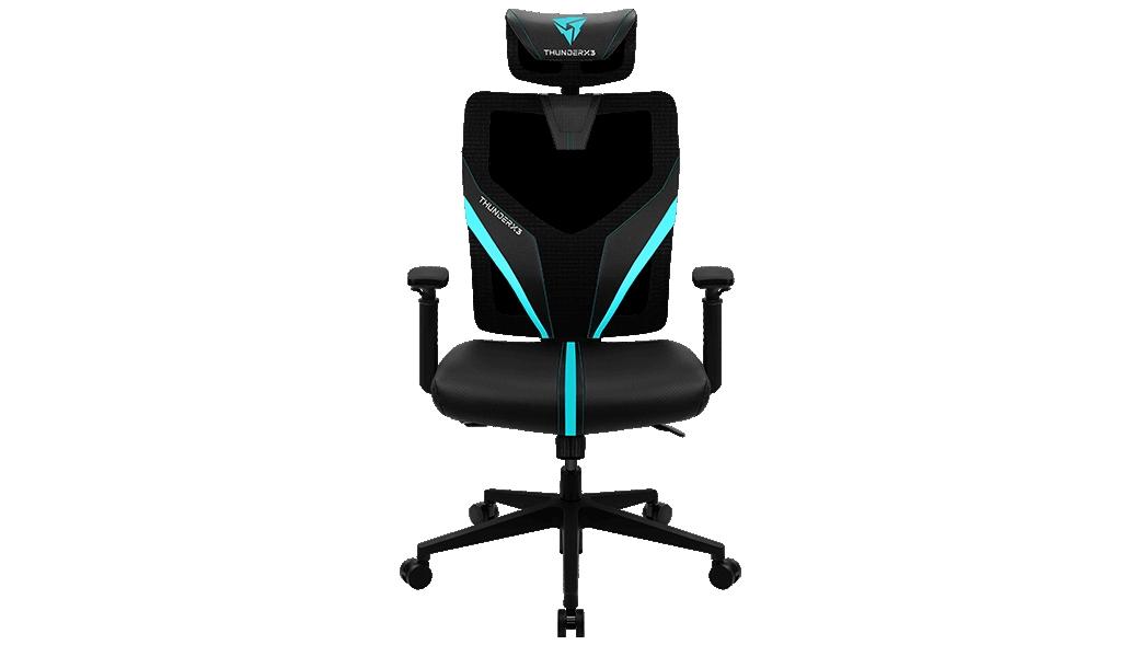 Gamer szék ThunderX3 YAMA1 Fekete/Türkizkék (TEGC-3030001.C1)