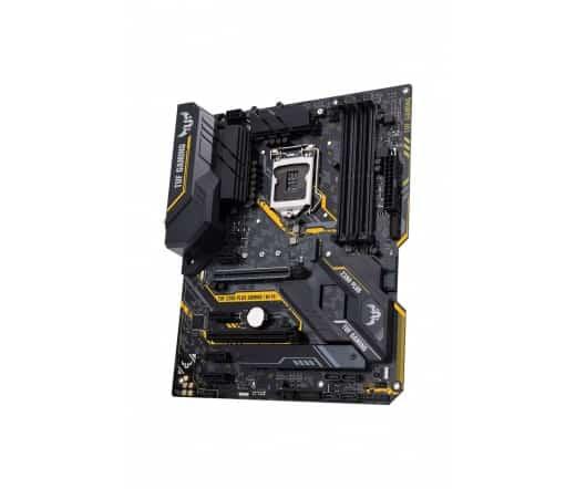 Alaplap ASUS TUF Z390-Plus Gaming (Wi-Fi) ATX S1151-V2 DDR4 (Coffee Lake) (90MB0Z90-M0EAY0)