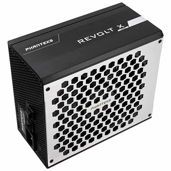 Tápegység PHANTEKS Revolt X 1000W 14cm ATX BOX 80+ Platinum (Dual System Support) (PH-P1000PS_EU)
