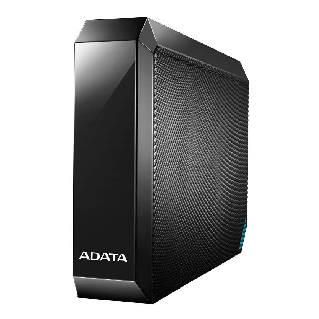 A-Data 4TB 3,5 AHM800 USB3.2 Black (AHM800-4TU32G1-CEUBK)
