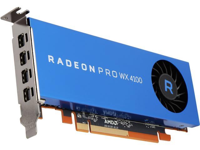 AMD Radeon Pro WX 4100 4GB DDR5 (100-506008)