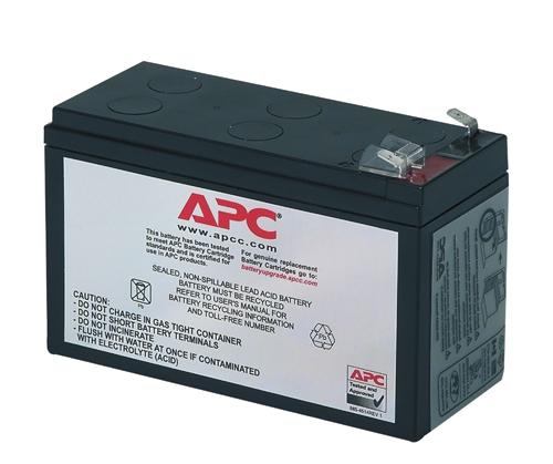 APC Akkumulátor Back UPS RBC17 (RBC17)