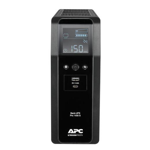 APC Back UPS Pro BR 1600VA (BR1600SI)