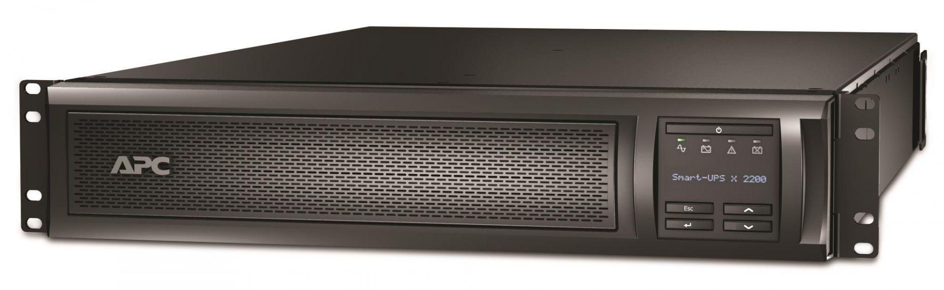 APC Smart-UPS X 2200VA Rack/Tower LCD 200-240V (SMX2200RMHV2U)