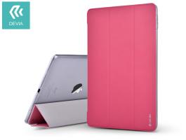 Apple iPad Pro 11 (2018) védõtok (Smart Case) on/off funkcióval - Devia Light Grace - red