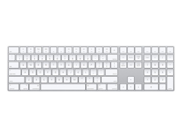Apple Magic Keyboard HU billentyûzet (MQ052MG/A)