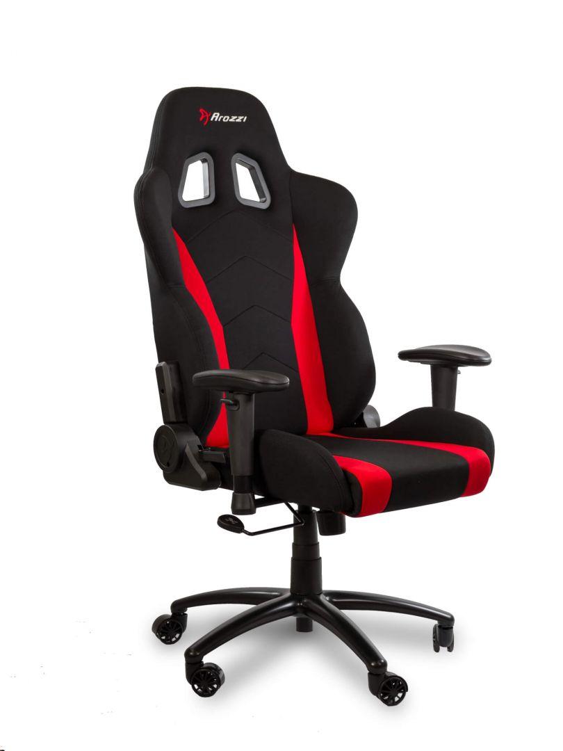 Arozzi Inizio Gaming Chair Black/Red (INIZIO-FB-RED)