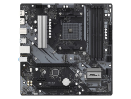 ASRock A520M Phantom Gaming 4 (Socket AM4) alaplap