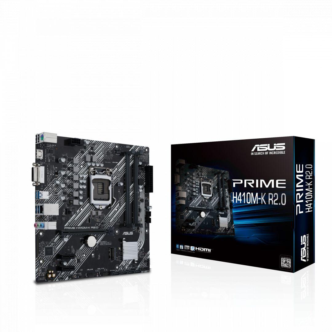 Asus PRIME H410M-K R2.0 (PRIME H410M-K R2.0)