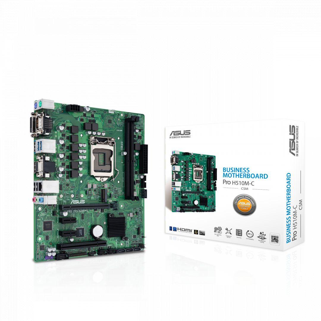 Asus PRO H510M-C/CSM (90MB17K0-M0EAYC)