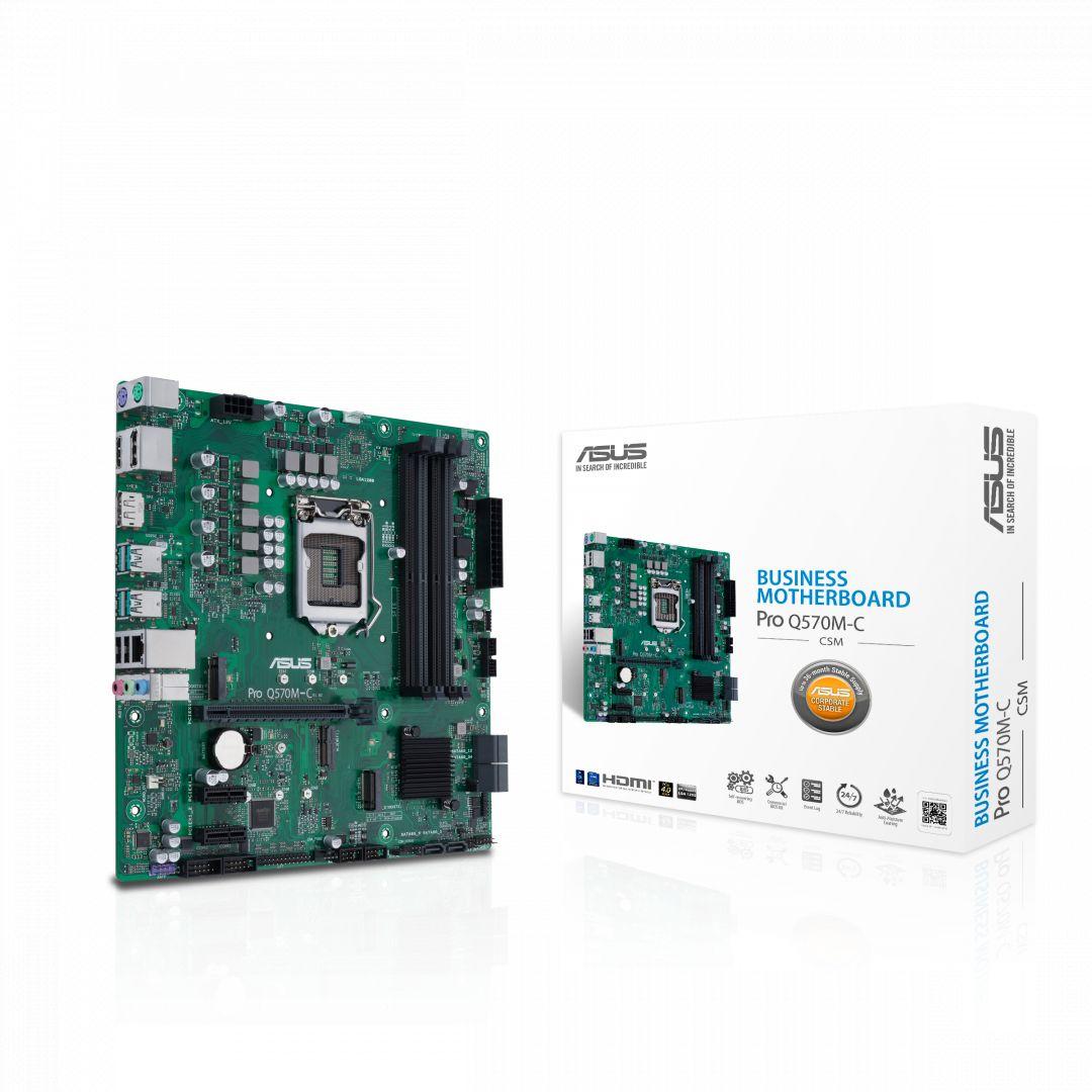 Asus Pro Q570M-C/CSM (Pro Q570M-C/CSM )