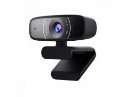 Asus Webcam C3 Webkamera Black