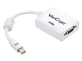 ATEN VanCryst Mini Displayport-VGA konverter VC920