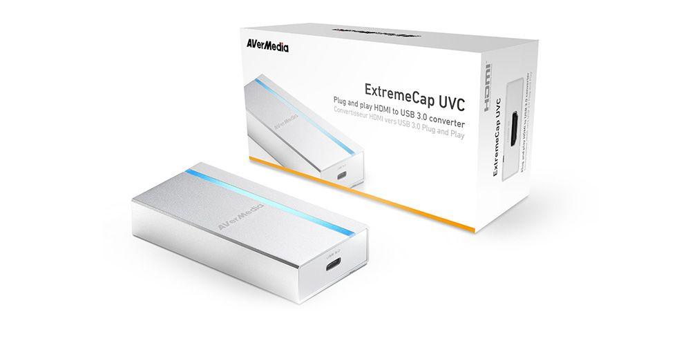 AverMedia BU110 ExtremeCap UVC Capture Box (61BU1100A0AB)