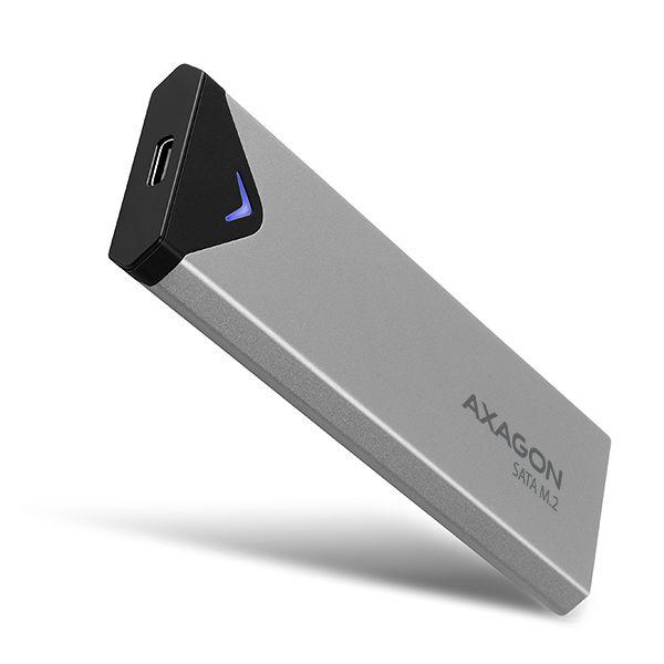 AXAGON EEM2-U3C USB-C 3.1 SATA M.2 Box (EEM2-U3C)