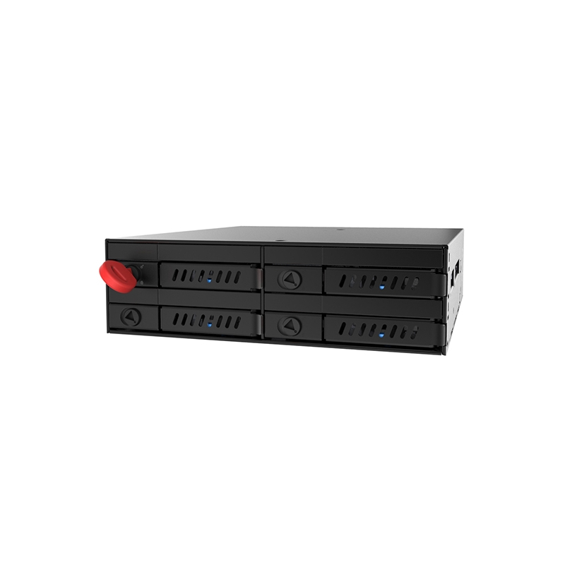 Chieftec CMR-425 HDD/SSD 1x5,25 for 4x2,5 Black (CMR-425)