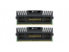 Corsair Vengeance 16GB (2x8GB) (CMZ16GX3M2A1600C10) 1600MHz Black Heatspreader Kit DDR3 memória