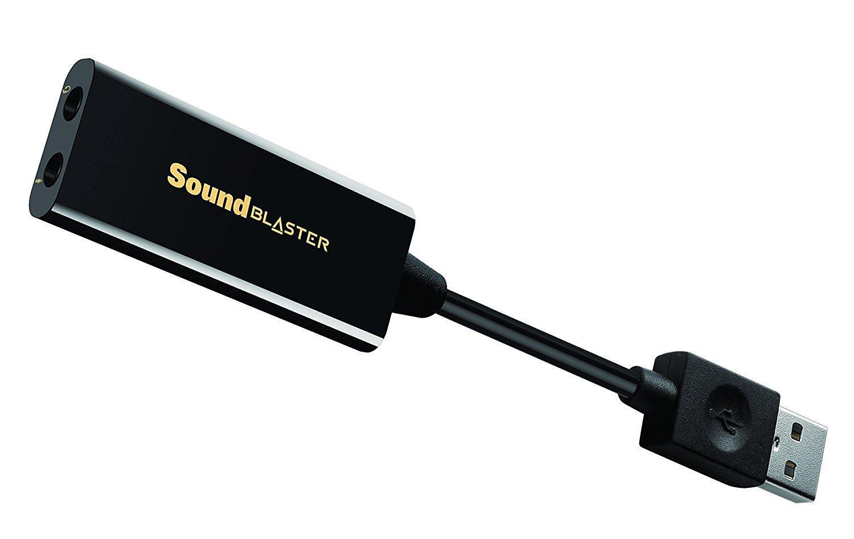 Creative Sound Blaster Play! 3 2.0 USB Hangkártya (70SB173000000)