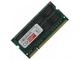 CSX 1GB 667Mhz DDR2 notebook memória