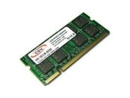 CSX 4GB 1333Mhz DDR3 notebook memória