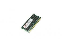 CSX 4GB 1600Mhz DDR3 notebook memória