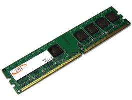 CSX Desktop 4GB 1600Mhz DDR3 (két oldalas chip kiosztású) memória