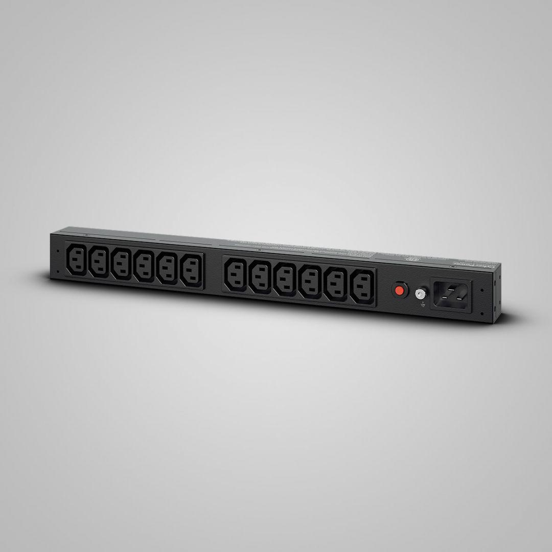 CyberPower PDU20BHVIEC12R PDU Basic 16A 12 Din Surge Rack (PDU20BHVIEC12R)