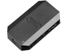 DeepCool FH-04 (10 db 4pin) ventilátor tápkábel elosztó