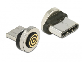 Delock (65933) USB Type-C apa mágneses csatlakozó