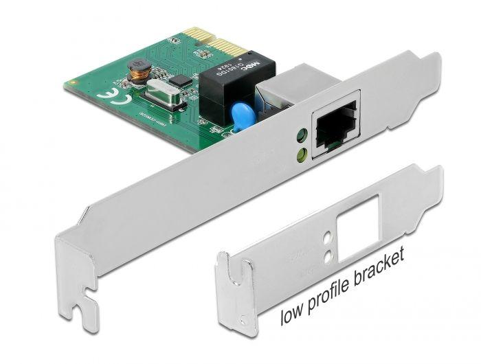 DeLock PCI Express Card 1 x Gigabit LAN (90381)