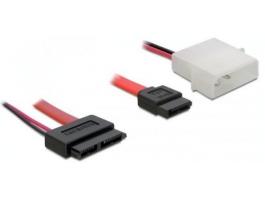 Delock SATA Notebook kábel átalakító (84390)