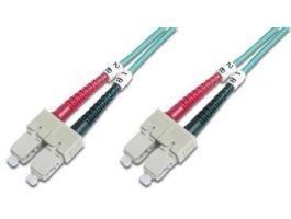 Digitus SC / SC 5m OM3 üvegszálas optikai patch kábel (DK-2522-05/3)