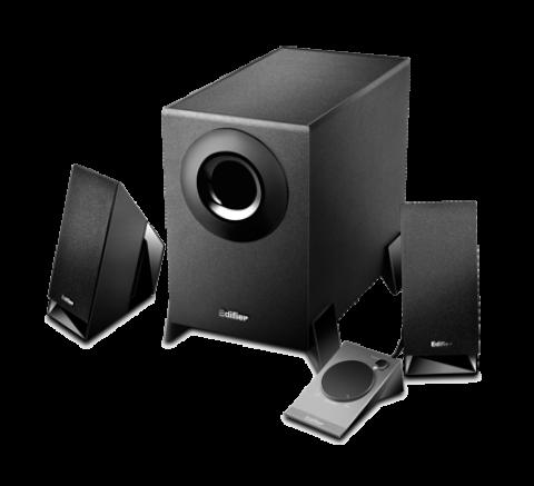 Edifier M1360 2.1 hangszóró Black (M1360)