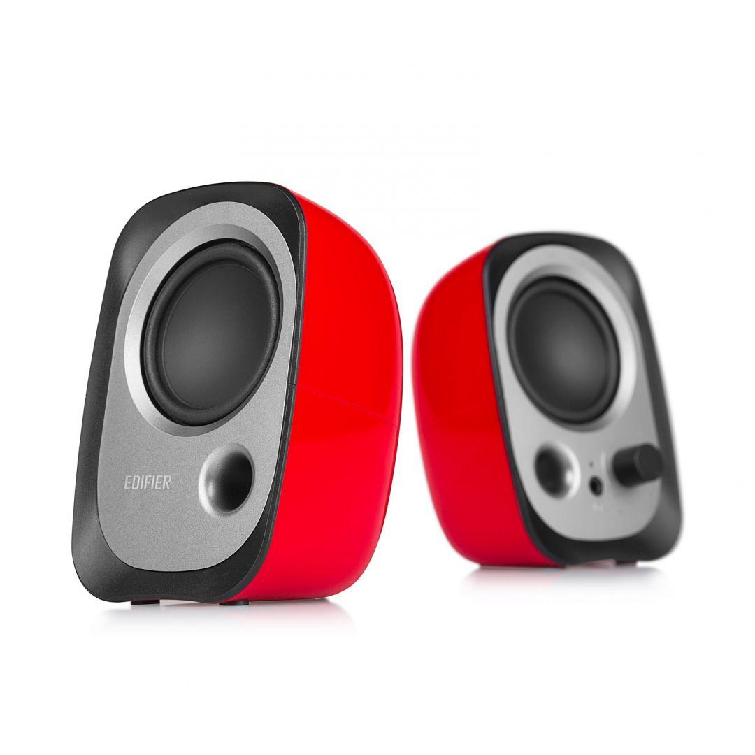 Edifier R12U Speaker Red (R12U BLACK)