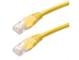 Equip 825460 UTP patch kábel, CAT5e, 1m sárga