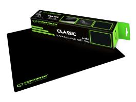 Esperanza Classic Gamer mini egérpad fekete (EGP101K)