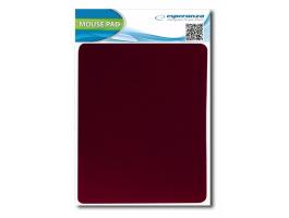 Esperanza Textile egérpad piros (EA145R)